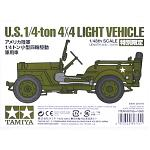 TAMIYA 89755 [1:48]  US 1/4ton 4x4 Light Vehicle