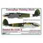 AMLM 73037 Camouflage painting masks Heinkel He 111H-6