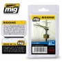 AMMO MiG 8017 Rigging Medium Fine 0.02mm