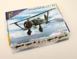 GASPATCH MODELS 48096 [1:48]  Henschel Hs 123B-1 (Adolf Galland)
