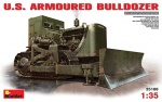 Mini Art 35188 [1:35]  U.S. Armoured  Bulldozer
