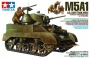 TAMIYA 35313 [1:35]  US Light Tank M5A1